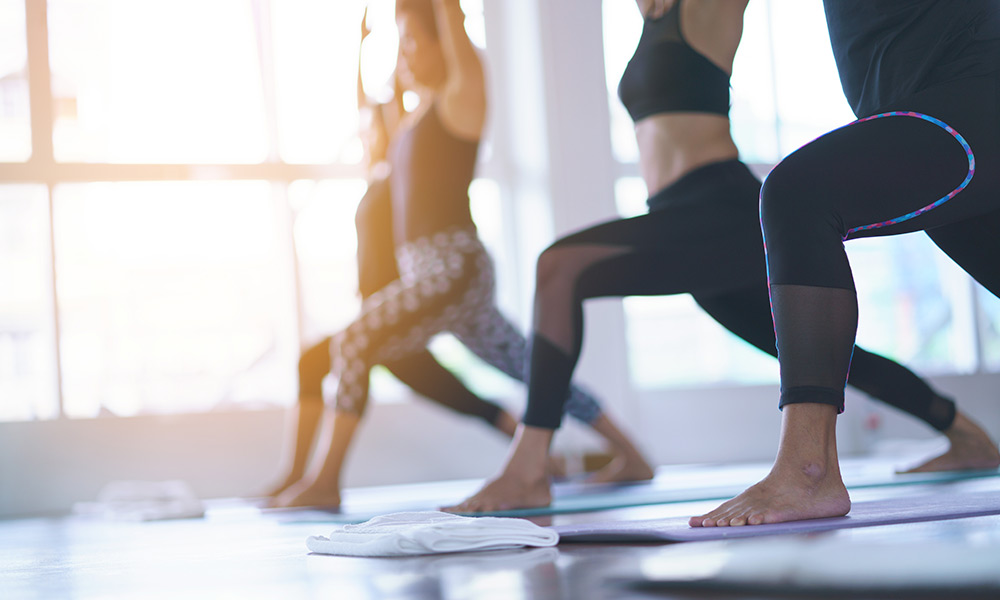 apartments in newport beach - fitness classes