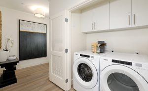 Washer and Dryer - Luxury Apartments